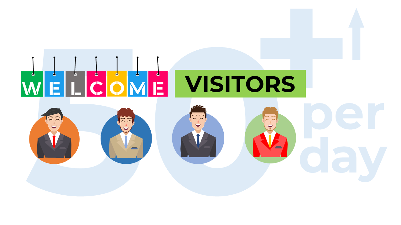 #1. SEO Attracts Visitors and Targeted Audience – Benefits of SEO