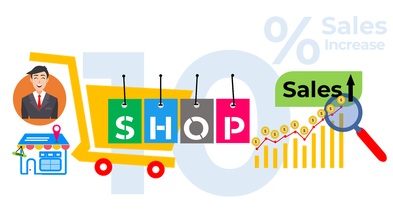 #4. SEO Helps to Increase Your Offline Sales – Benefits of SEO