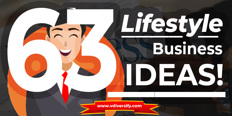 Lifestyle Business Ideas, VDiversify.com